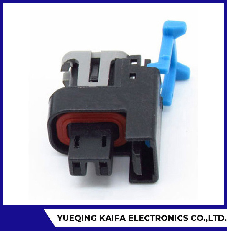 2 Pin AMP Housing Automotive Connector