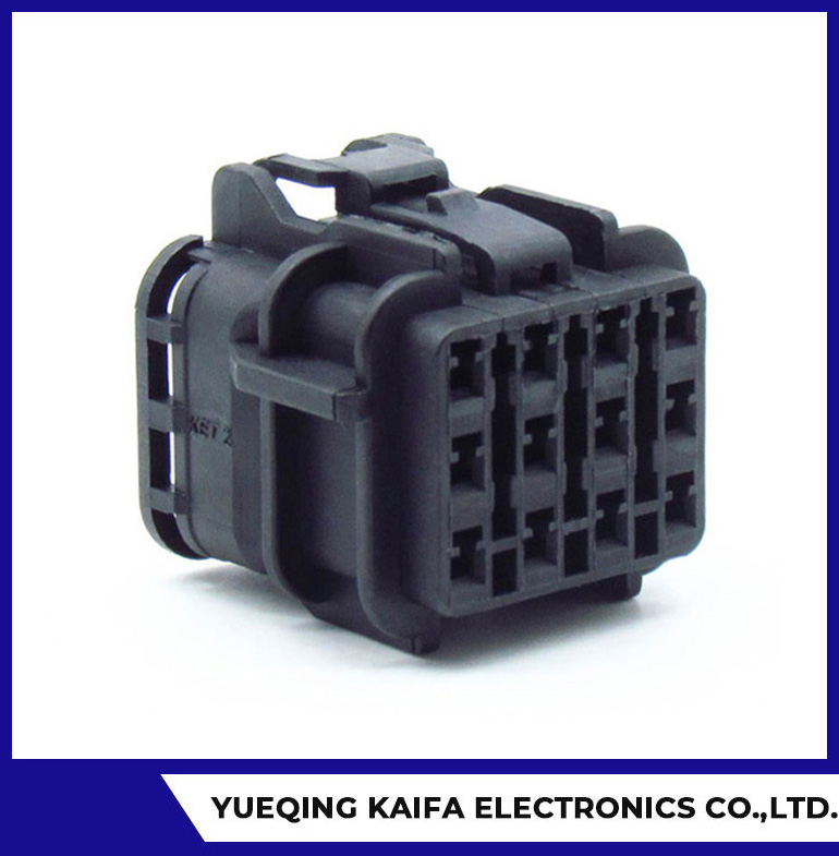 12 Pin Wire Umeme DT Connector