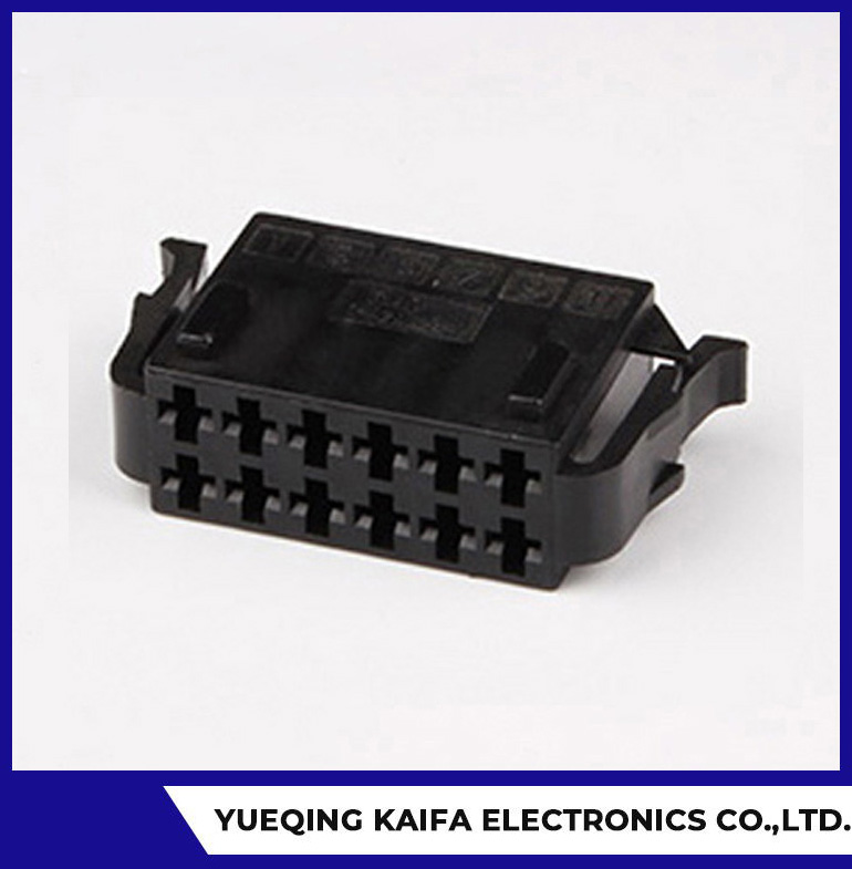 12 Pin Cable Connector Housing