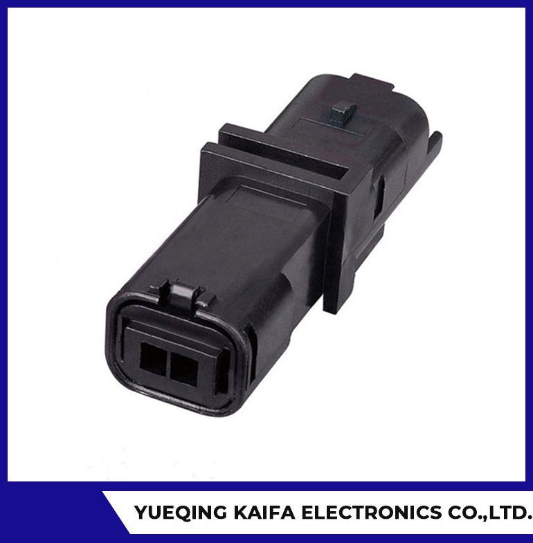 2 Amphenol FCI Automotive Connector