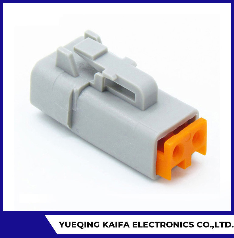 Sealed Deutsch Car Electrical Quick Connector