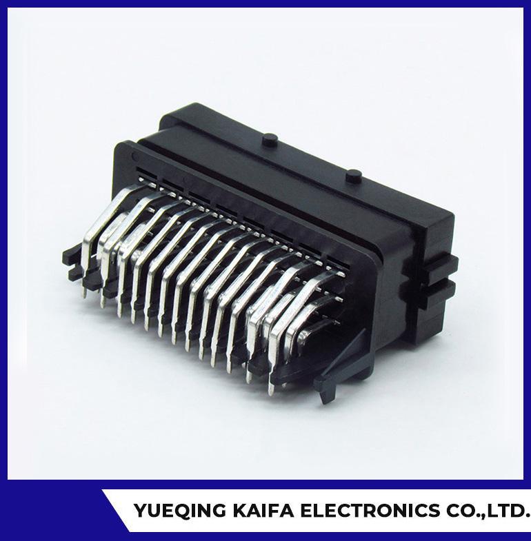 FCI Male Automotive ECU Connector For Car