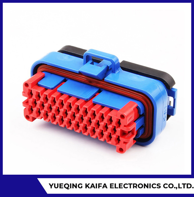 ECU Connector Automotive Wiring Harness Plug