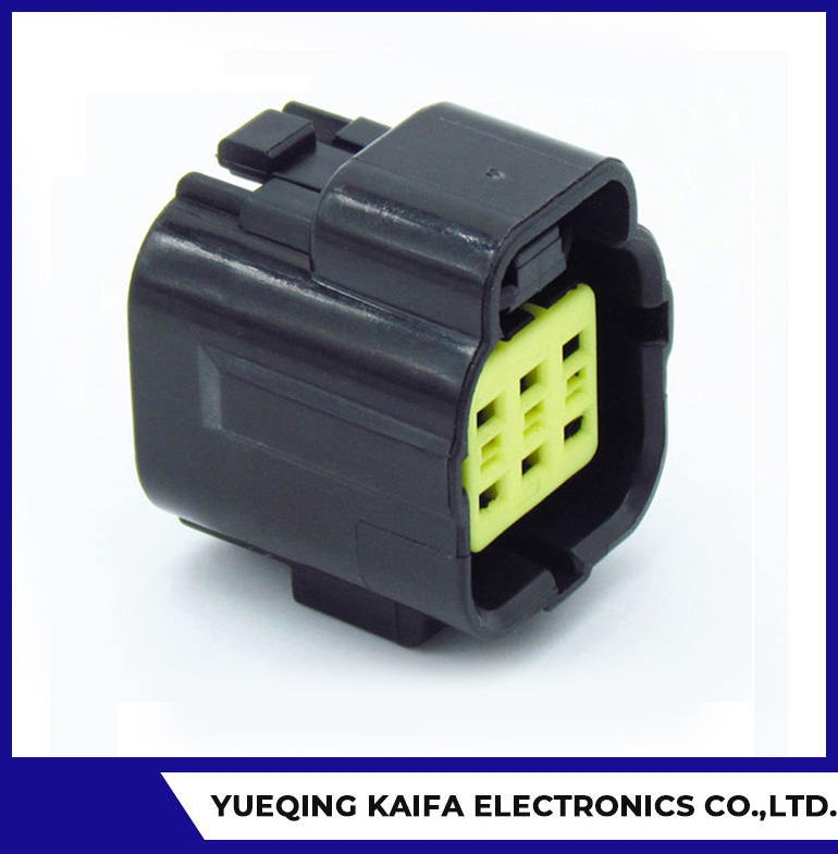 6 PIN TYCO DENSO Connector