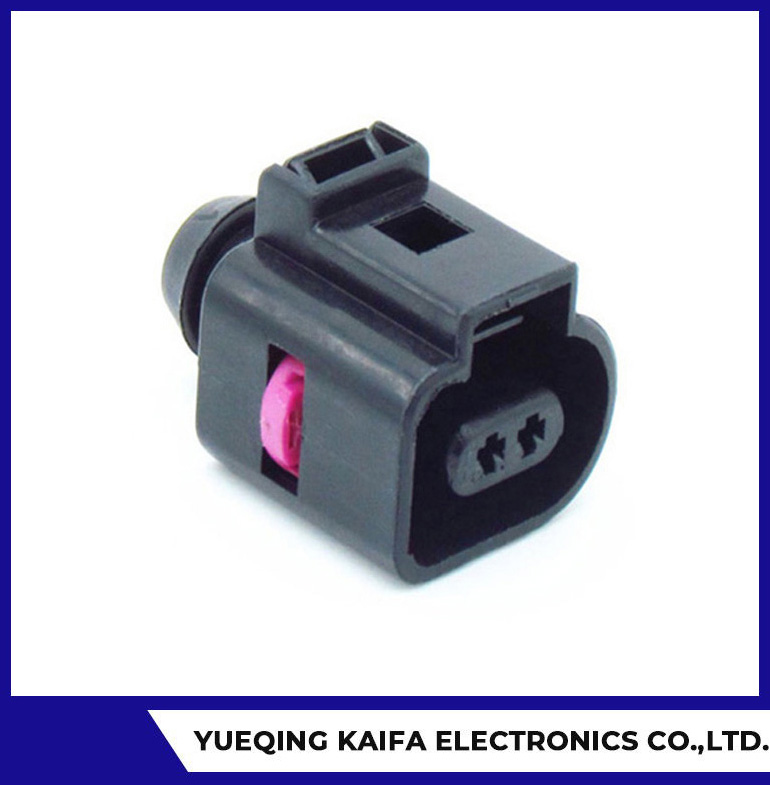 2 Way VW Wire Harness Connector