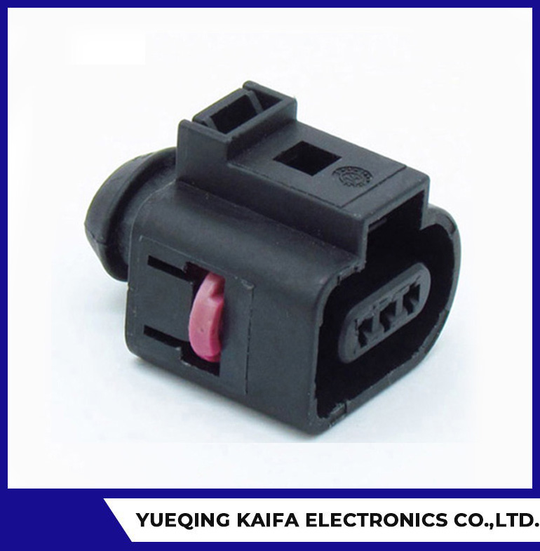 3 Way VW Wire Harness Connector