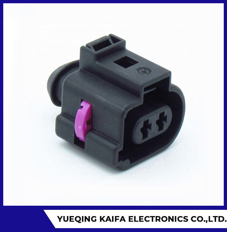 2 Way VW Housing Connector