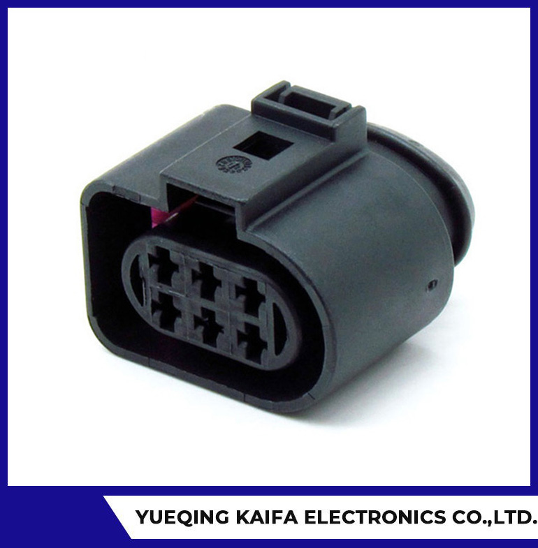VW Car Electrical Connector Housing