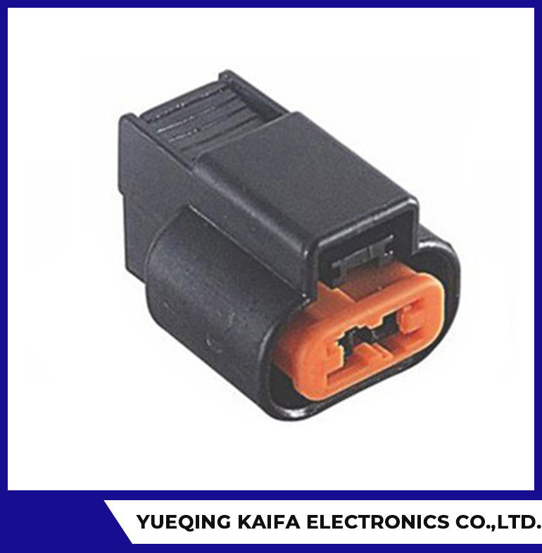 2 Pin Electric Connector Plug For Car Motor