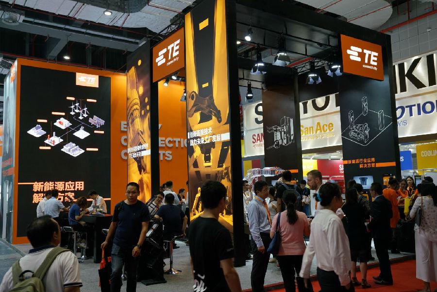 Industrial Connector Exhibition