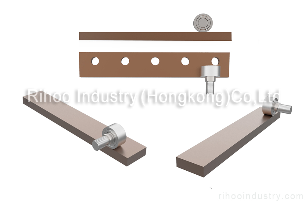 Flat Strips Guide Rails