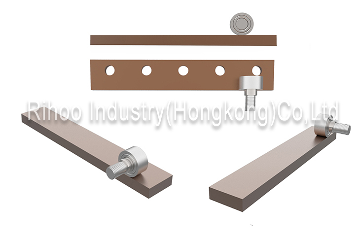 Heavy Line Guide Rails
