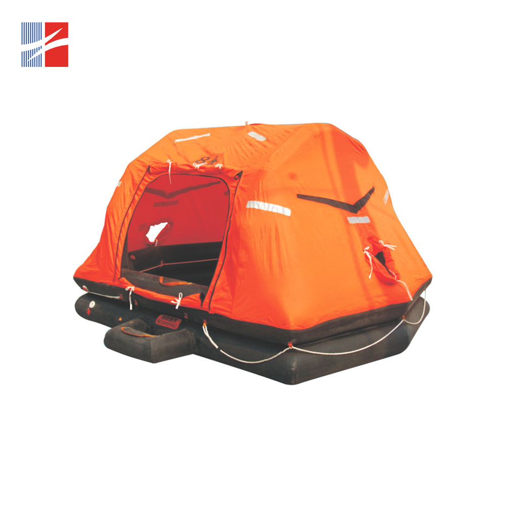 Yacht Self-Righting Inflatable Life Raft