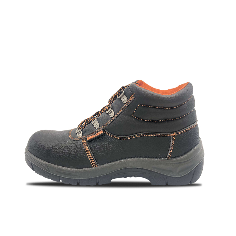 PU High Cut Safety Shoes