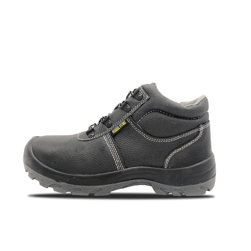 รองเท้าเพื่อความปลอดภัย PU Mid Cut