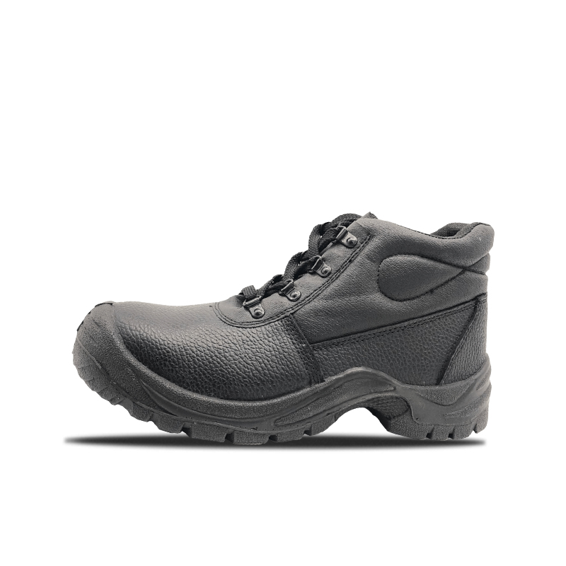 PU Mid Cut Army Shoes