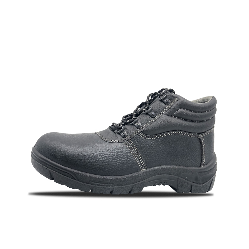 PU Mid Cut Safety Shoes