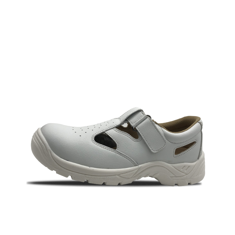 Summer PU Low Cut Safety Shoes