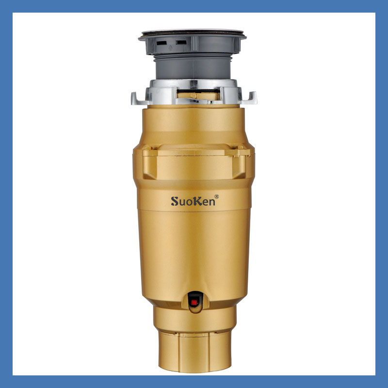 Stainless Steel Food Waste Disposer