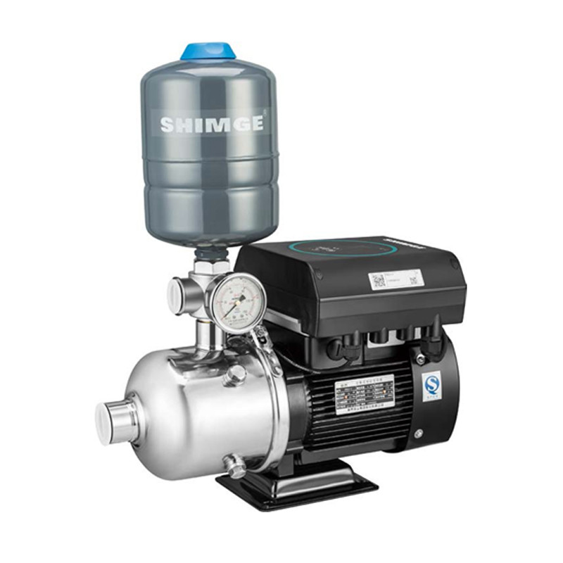 Plně integrovaná frekvenční čerpadla s variabilní pumpou
