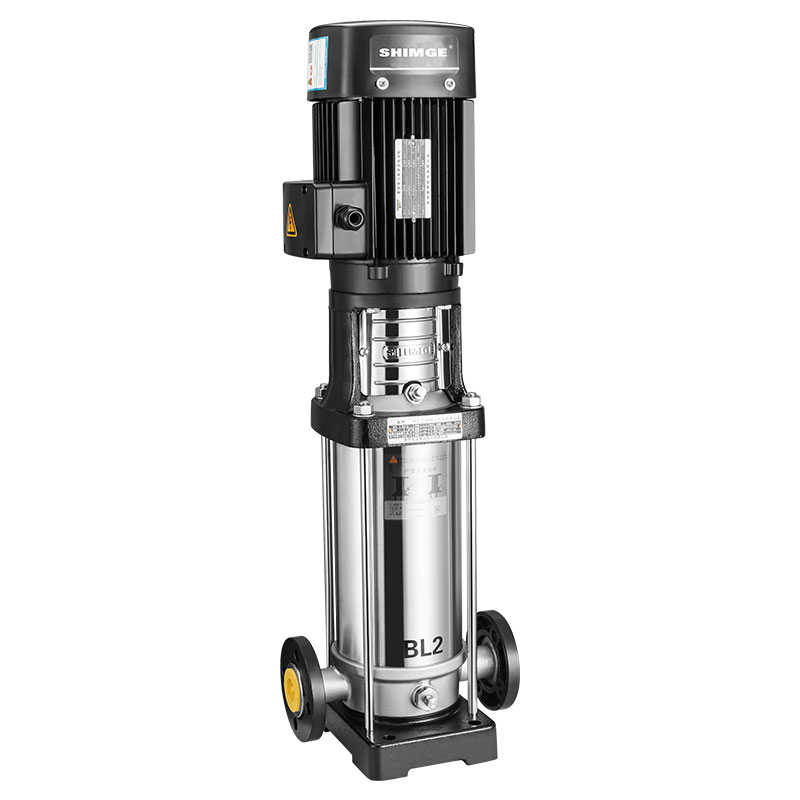 Vertical Multi-Stage Centrifugal Pumps-BL