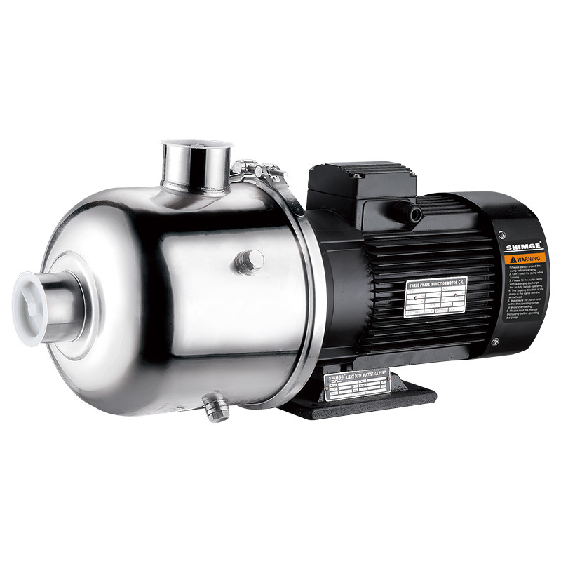 Horizontal Multi-Stage Centrifugal Pumps BW