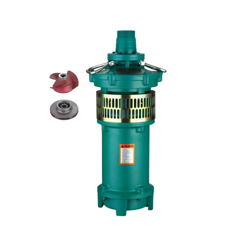 Multistage Submersible Pumpsâ €