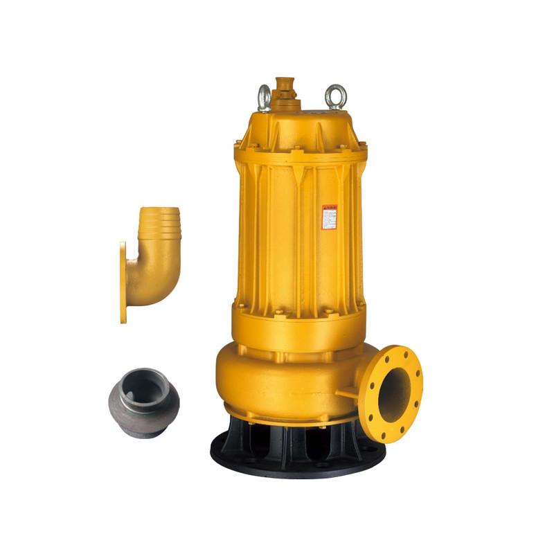 Muti-stage Submersible Sewage Pumps WQ