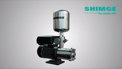 SHIMGE Fully-integrated varible frequency pump