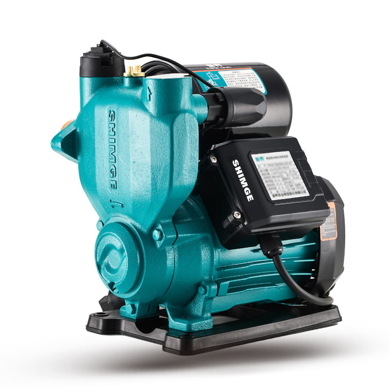 Automatic Self-Priming Peripheral Pumps