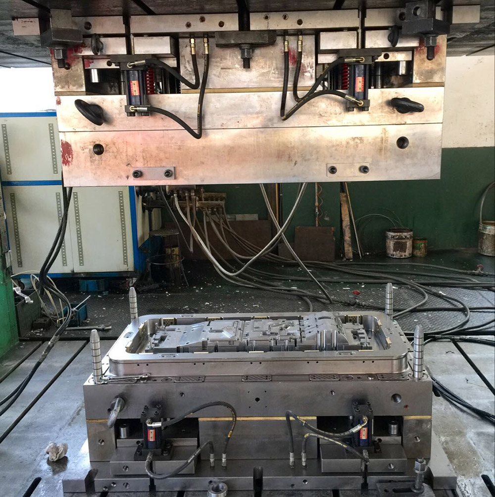 Electric Meter Box Mould
