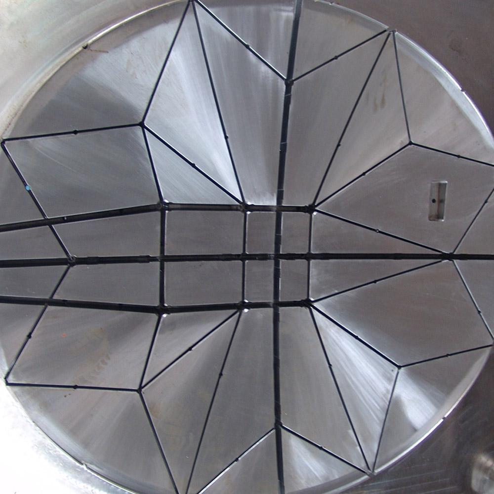 SMC Satellite Dish Mould