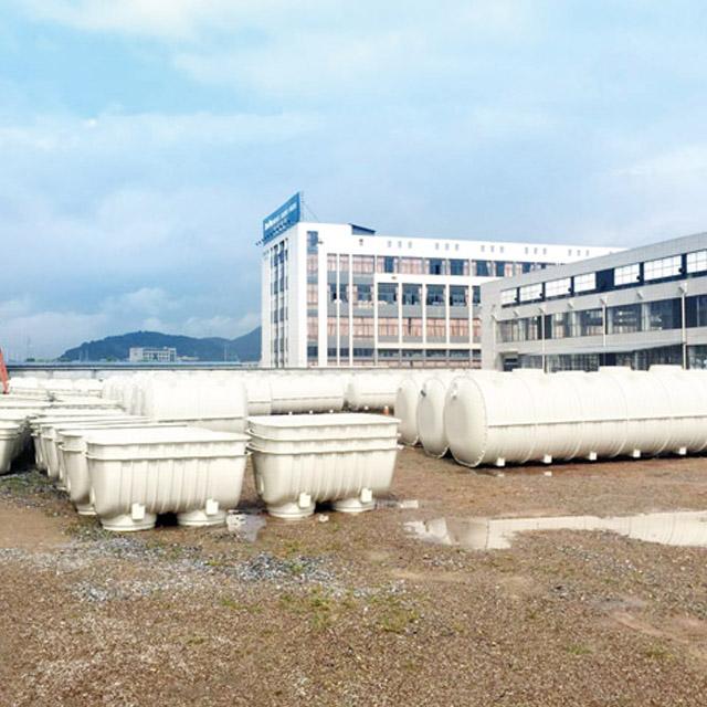 SMC Wastewater Treatment Mold