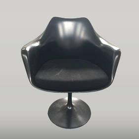 Black CMS Chair