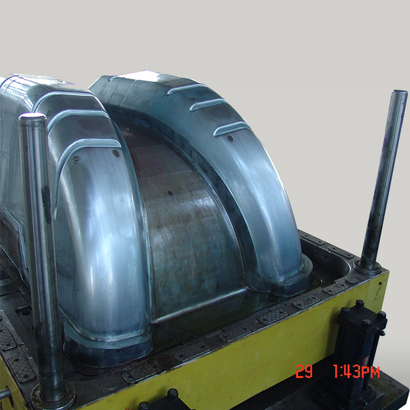 Tractor Wheel Cover Mould