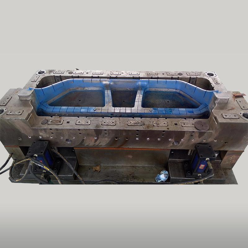 Motlle de protecció de cabina SMC