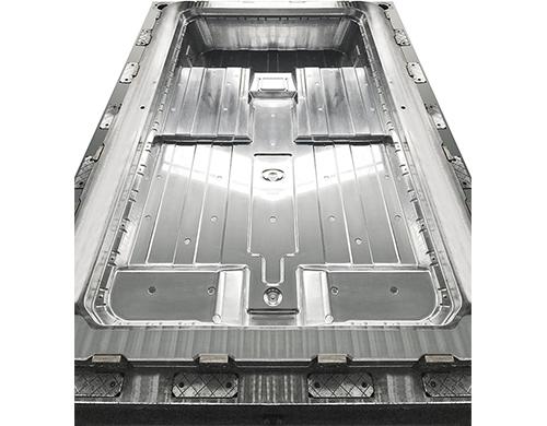 New Energy Car Mold