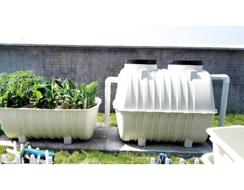 SMC Wastewater Treatment
