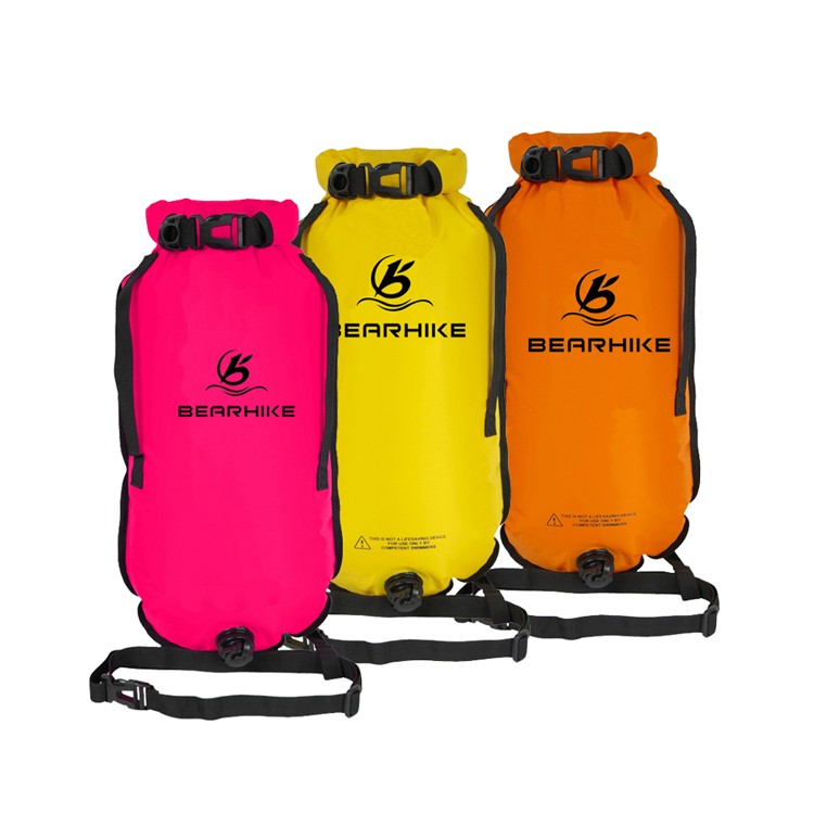Open Water Swim Buoy Bag