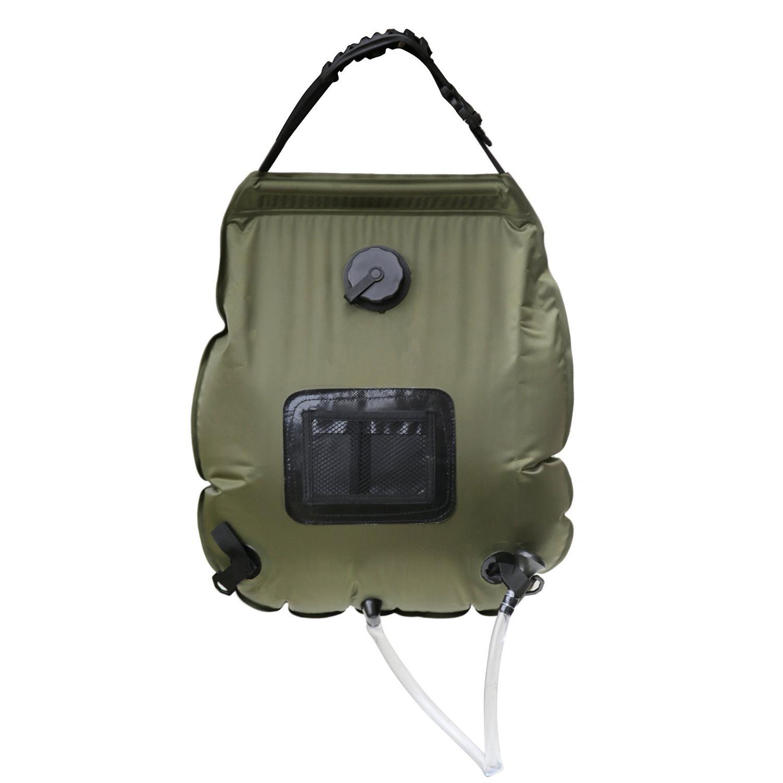 5 Τσάντα ντους Camping Gallon