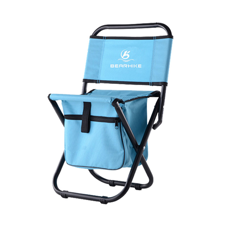 Camping Folding Chair With Storage Bag