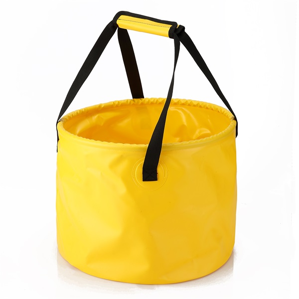 Collapsible Foldable Water Bucket With Cover