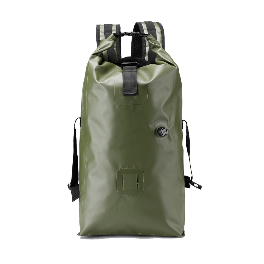 Hiking Dry Backpack Waterproof Bag