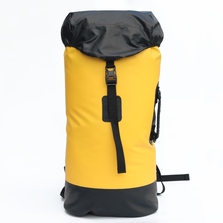 45L Μεγάλη αδιάβροχη τσάντα ξηρού σακιδίου με σακούλα με κάλυμμα