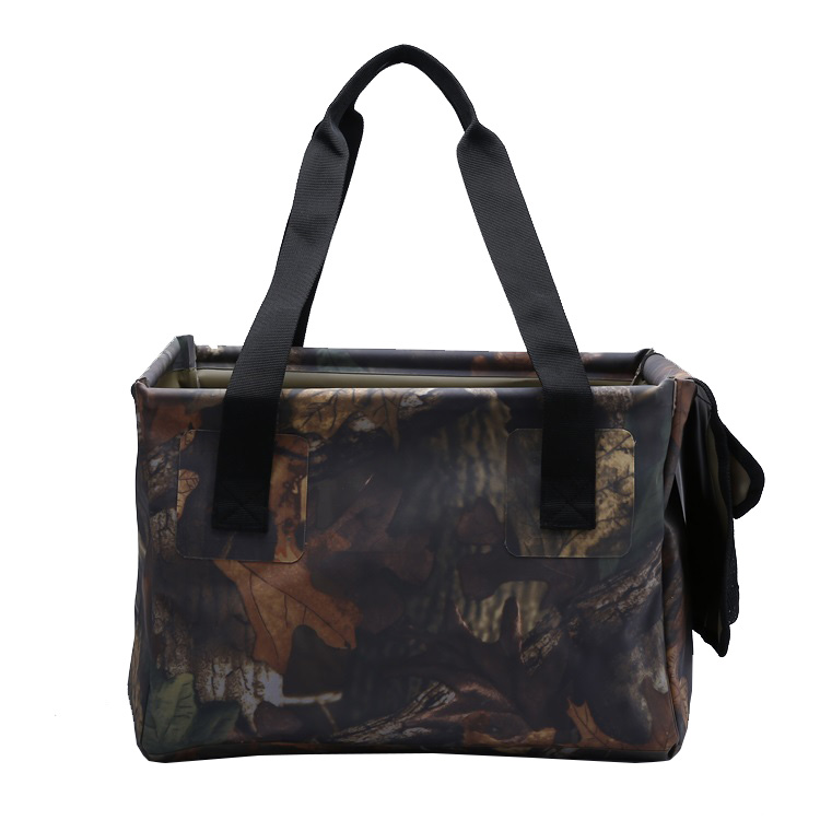 Camo Foldable Water Bucket