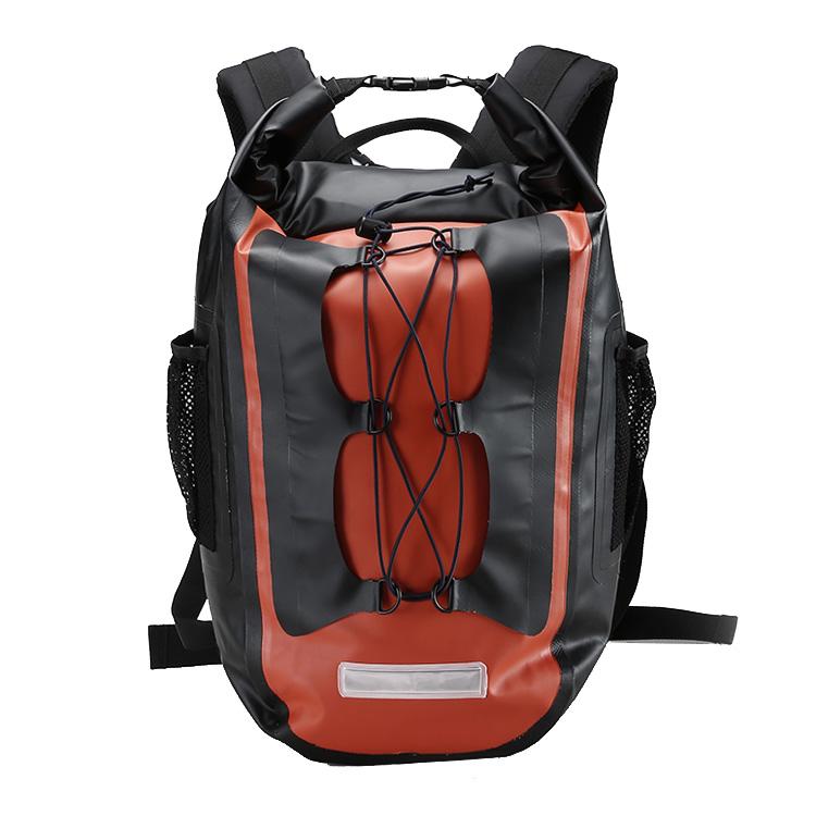Vodootporna PVC tkanina 30L Sklopivi ruksak za planinarenje Putovanje