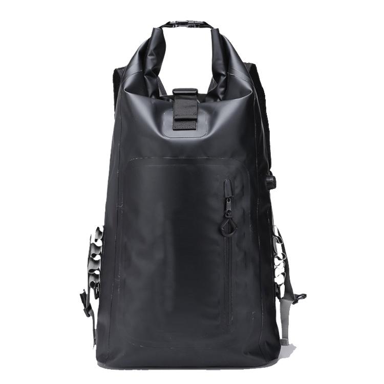 Prilagodite 500D PVC vodootporni suhi ruksak
