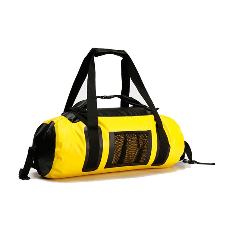 Δερμάτινη τσάντα Duffel τσάντα