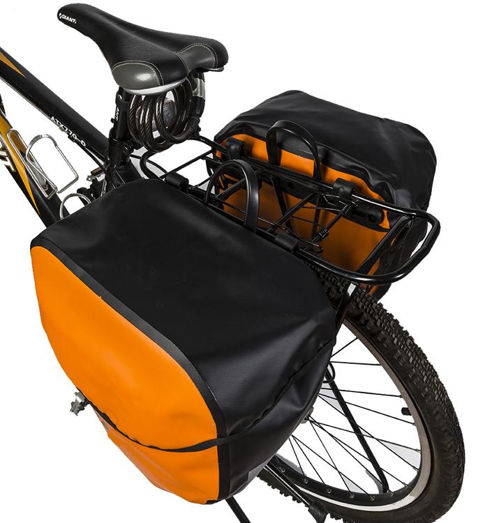 Υψηλής συχνότητας αδιάβροχη τσάντα ποδηλάτου