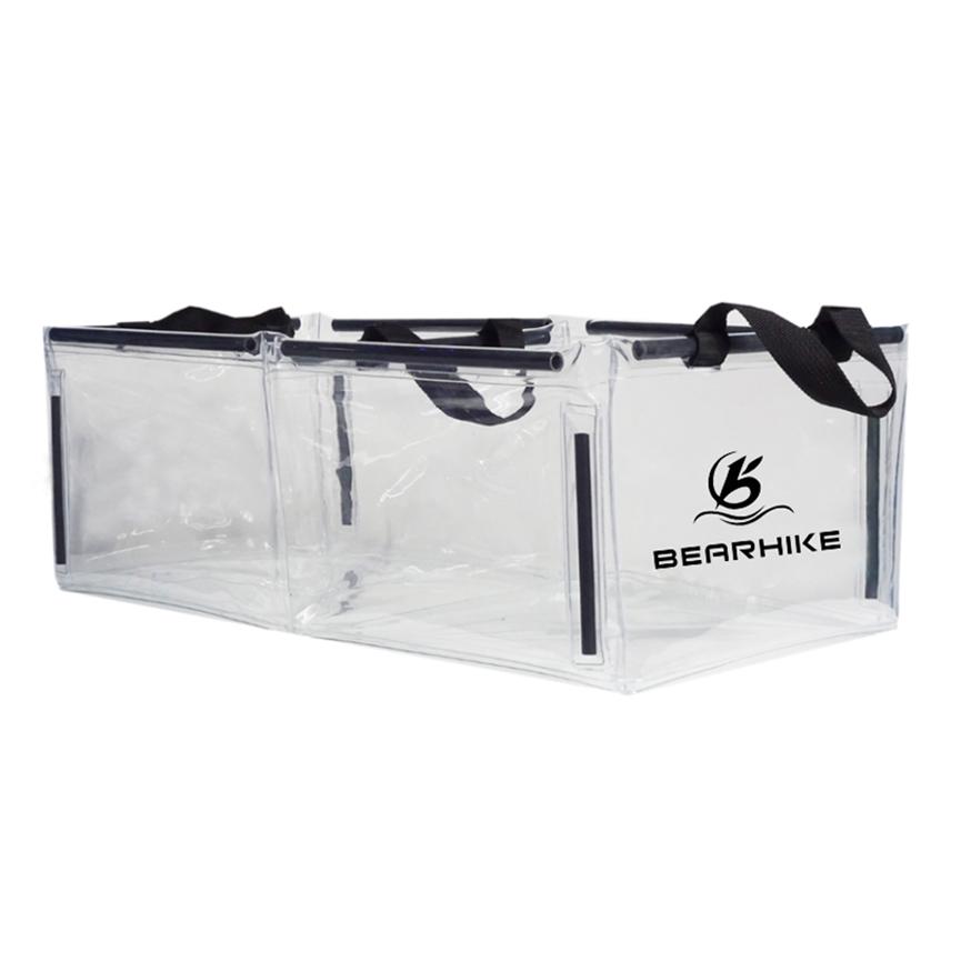Prijenosni sklopivi spremnik za vodu za kampiranje